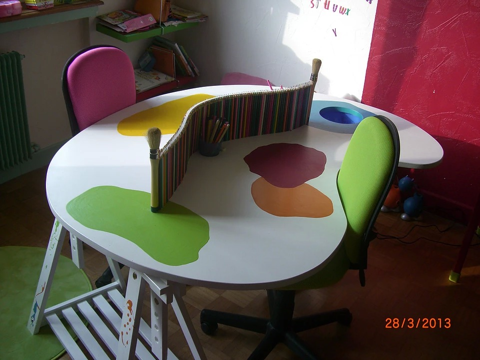 table-enfant