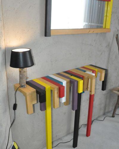 Console de couleur
