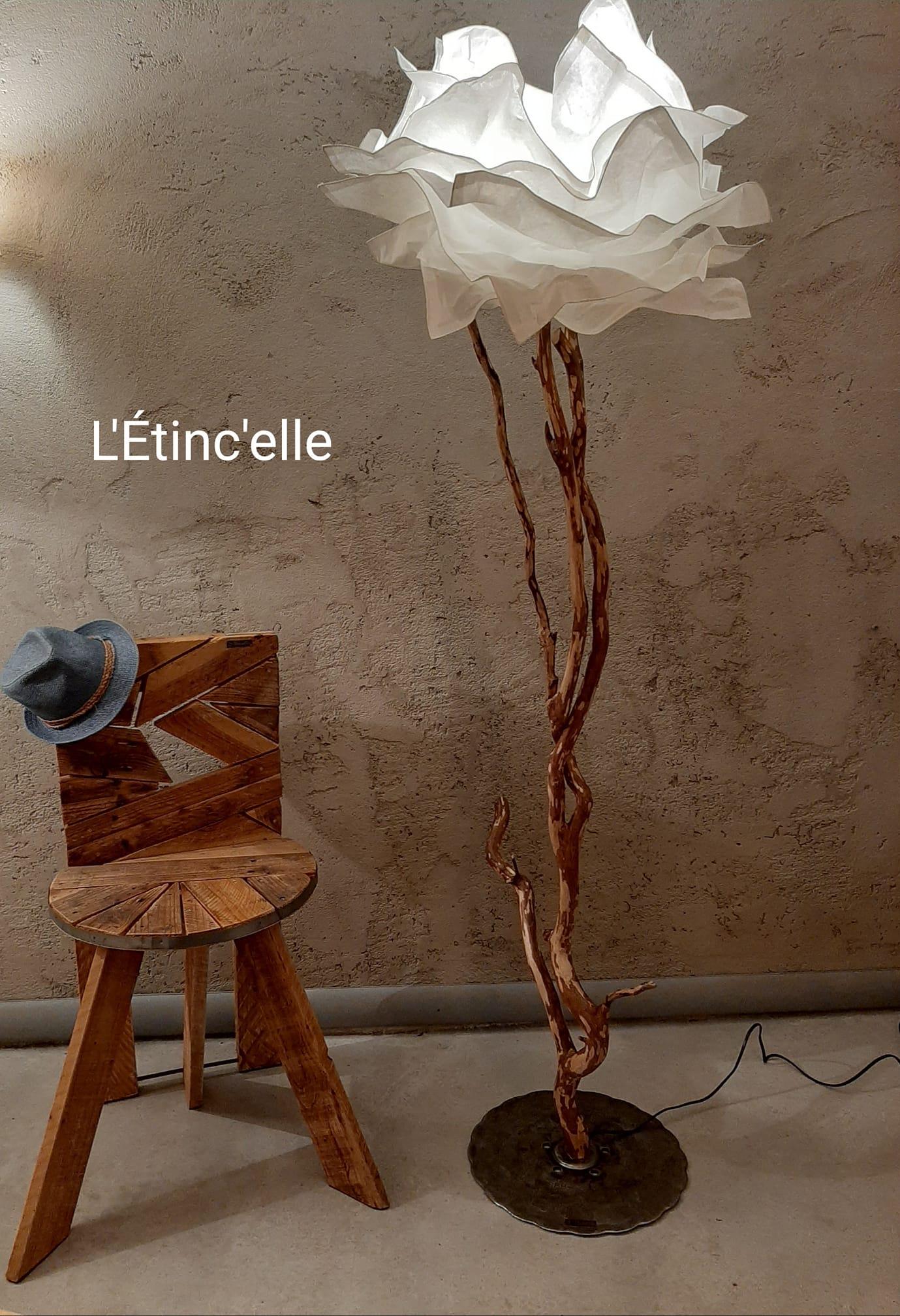 Lampadaire Clémentine